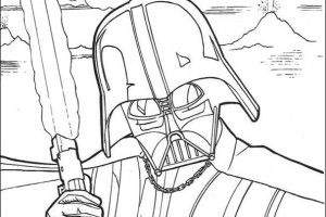 Star-wars Lego  Free coloring pages