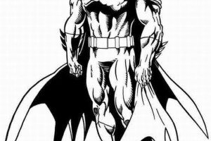 New Batman Free Coloring Pages , letscoloringpages.com ,  Amazing picture Batman coloring page