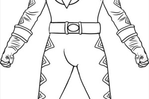 Power rangers coloring pages | printable coloring pages for kids | #4