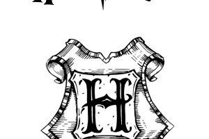 Sign Harry Potter coloring pages | color online