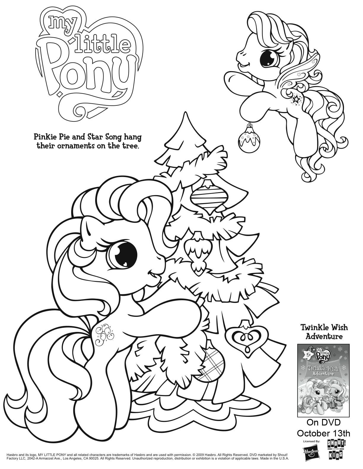 my little pony coloring pages coloring pages for kids 5