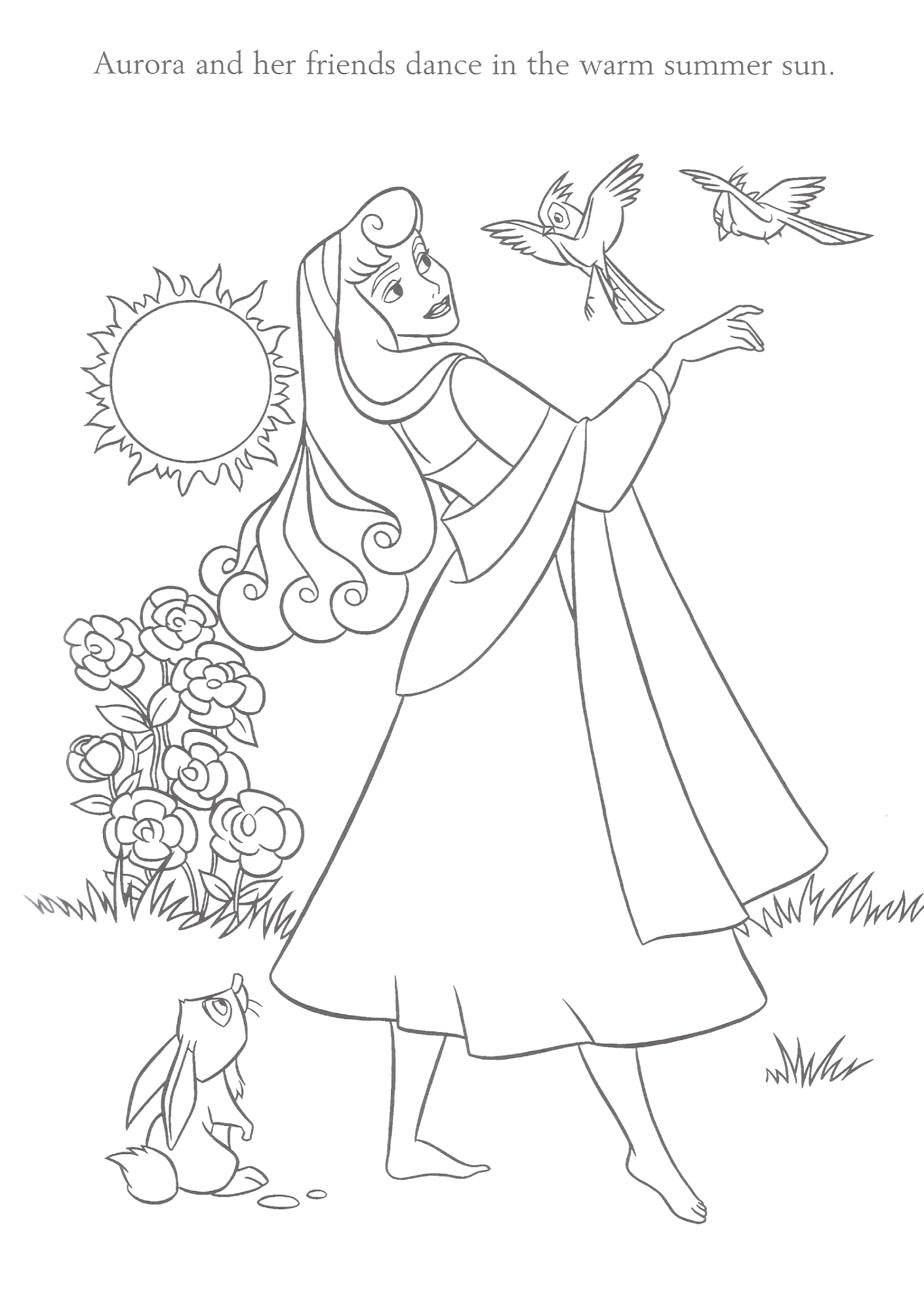 Disney Princess Coloring pages | #62 Free Printable Coloring Pages ...