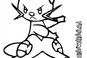 Pokemon Coloring Pages | Coloring pages for kids | coloring pages for boys | #24