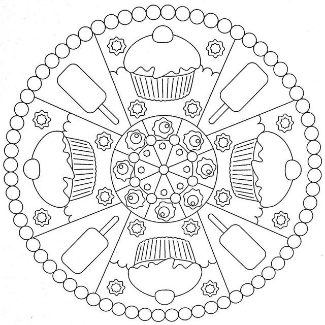 mandala coloring pages free 43 printable
